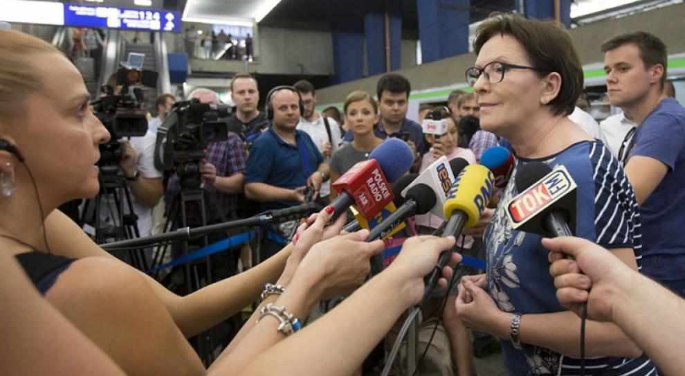 Ewa Kopacz w Wielkopolsce. Będzie rozmawiać o problemach na rynku pracy