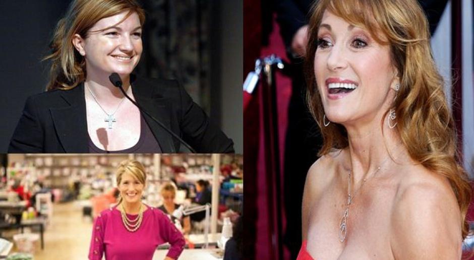 Kobieta w biznesie: Jane Seymour, Brandi Temple i Karren Brady udowadniają, że można odnieść sukces