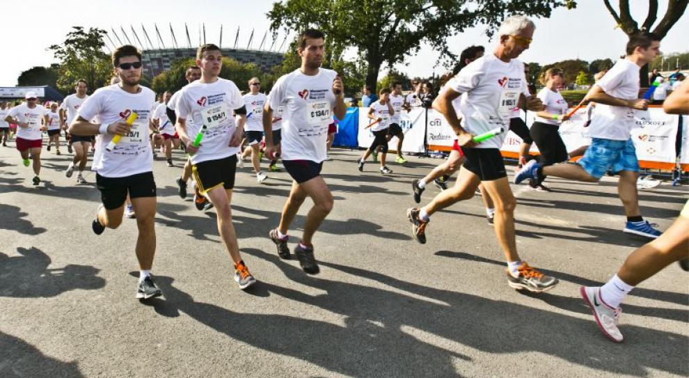 Poland Business Run. 15 tys. osób weźmie udział w charytatywnym biegu biznesowym