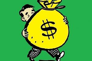 Duże zarobki nie uchronią przed pechem