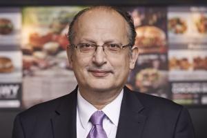 Krzysztof Kłapa, dyrektor ds. korporacyjnych i zasobów ludzkich McDonald's Polska