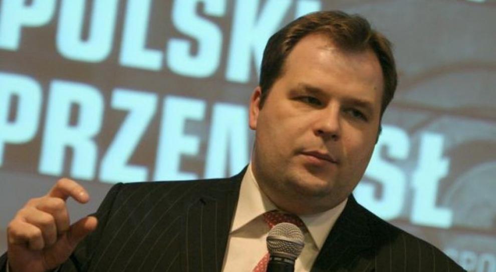 Sebastian Mikosz zrezygnował z funkcji prezesa LOT-u