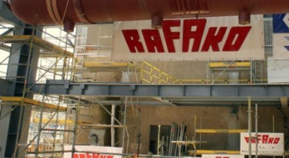 Premie zamiast podwyżek w Rafako