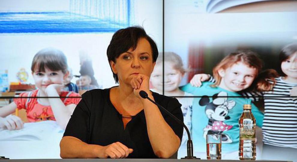 Joanna Kluzik-Rostkowska: 8,5 mln wejść na filmiki kampanii promującej szkolnictwo zawodowe