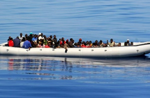 4400 nielegalnych imigrantów uratowanych na Morzu Śródziemnym