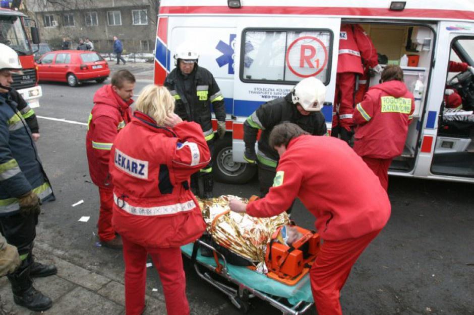 Jest sposób na bezrobocie wśród ratowników medycznych