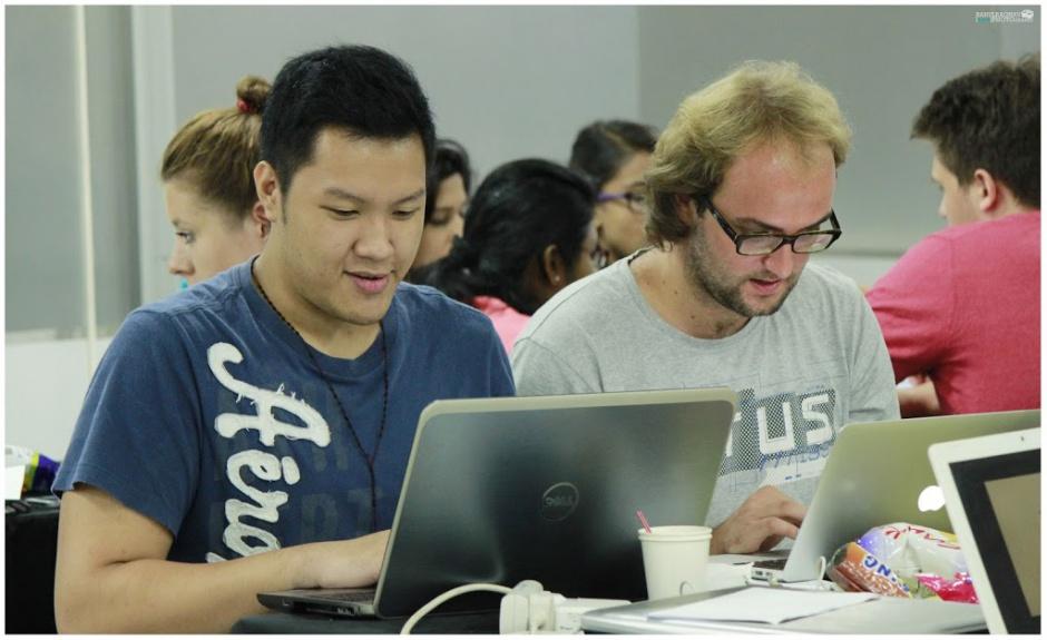 Drużyna pod przewodnictwem Polaka wygrała Hackathon na Filipinach