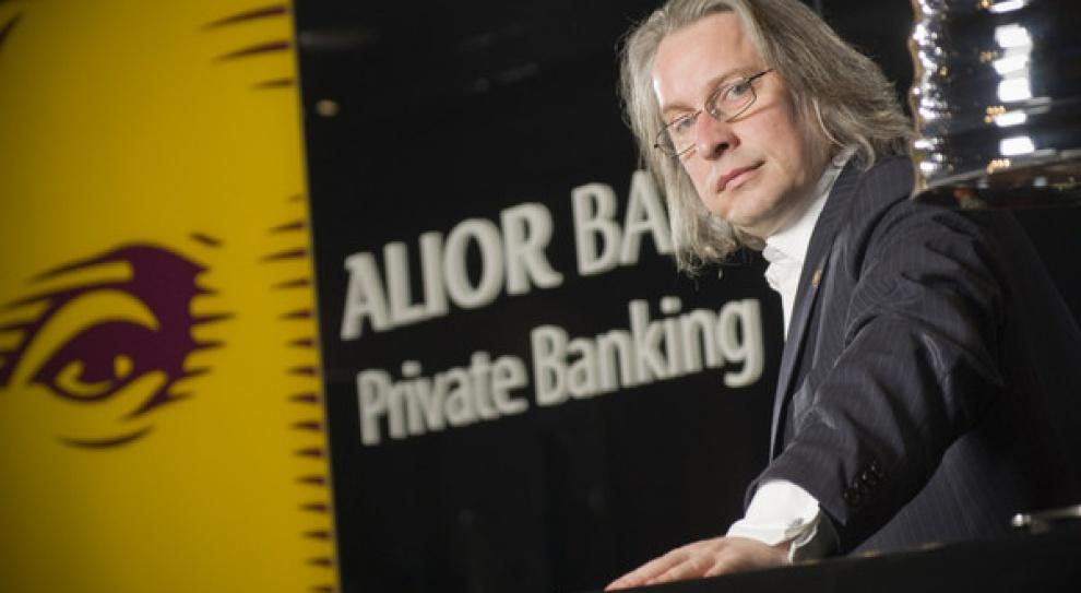 Wojciech Sobieraj rozważa odejście z Alior Banku