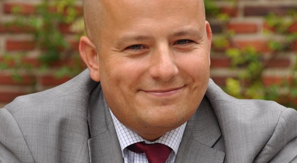 Mikołaj Dowgielewicz przedstawicielem Europejskiego Banku Inwestycyjnego w Brukseli