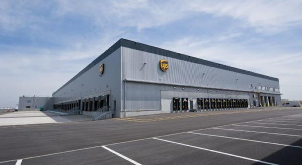 Nowe centrum UPS zatrudni ponad 200 osób