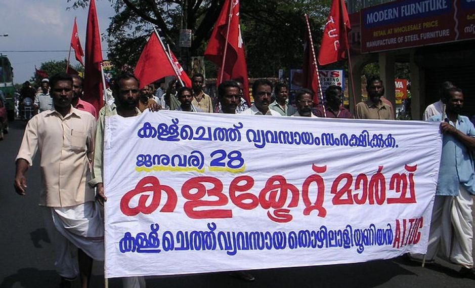 Strajk milionów pracowników w Indiach
