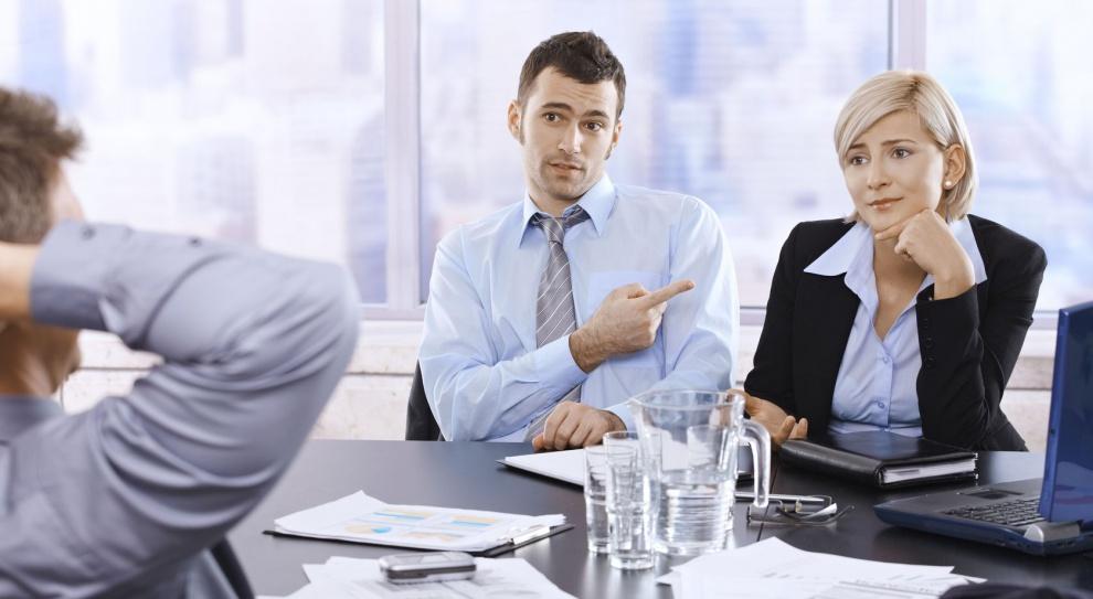 Jak reagować, gdy pracownicy firmy nawalą?