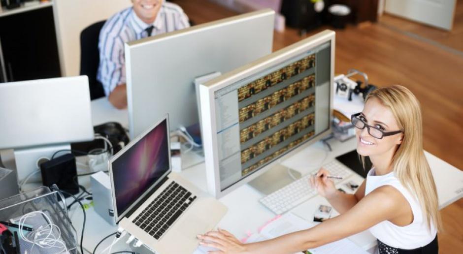 Biuro wspiera efektywność? Tak sądzi co trzeci pracownik