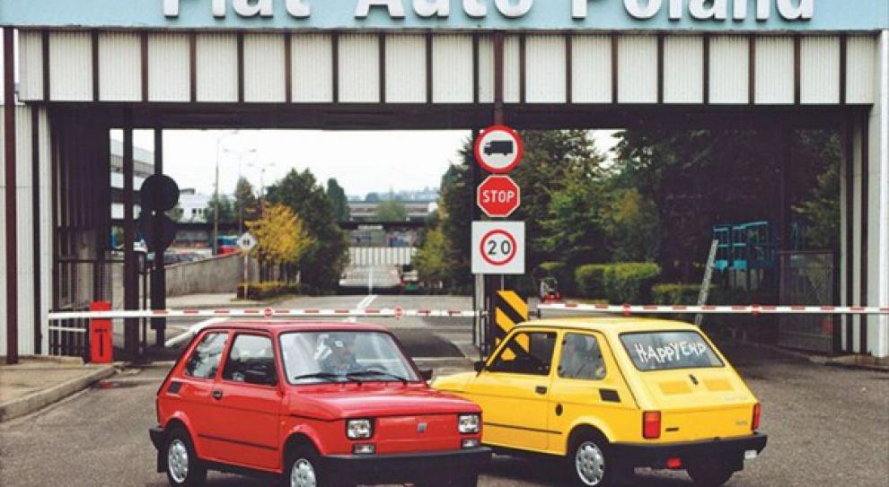 40 lat tyskiej fabryki Fiata. Codziennie na obszarze zakładu pracuje 12 tys. osób