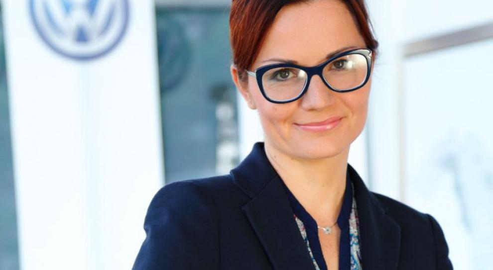 Dagmara Prystacka rzecznikiem prasowym Volkswagena