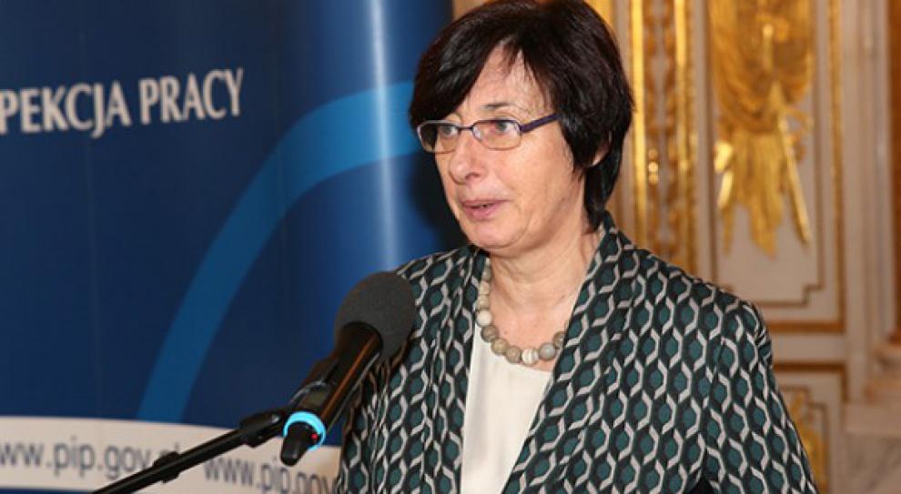 Wóycicka, Schetyna: Obniżenie wieku emerytalnego to gest wyborczy