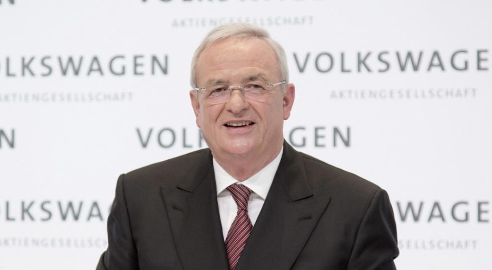 Martin Winterkorn rezygnuje z funkcji prezesa Volkswagena