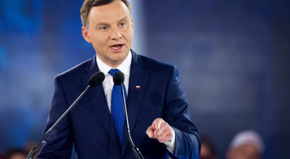 Andrzej Duda: Złożyłem projekt ws. obniżenia wieku emerytalnego. Mam nadzieję, że Sejm się nim zajmie