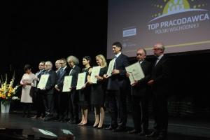 Oto Top Pracodawcy Polski Wschodniej