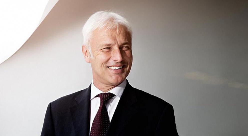 Matthias Mueller nowym prezesem Volkswagena