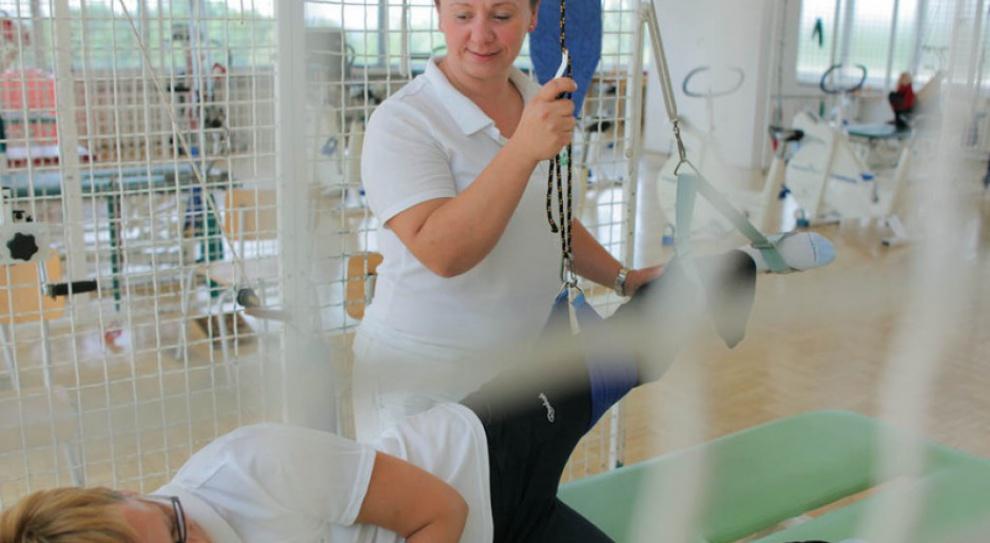 Fizjoterapeuta samodzielnym zawodem medycznym