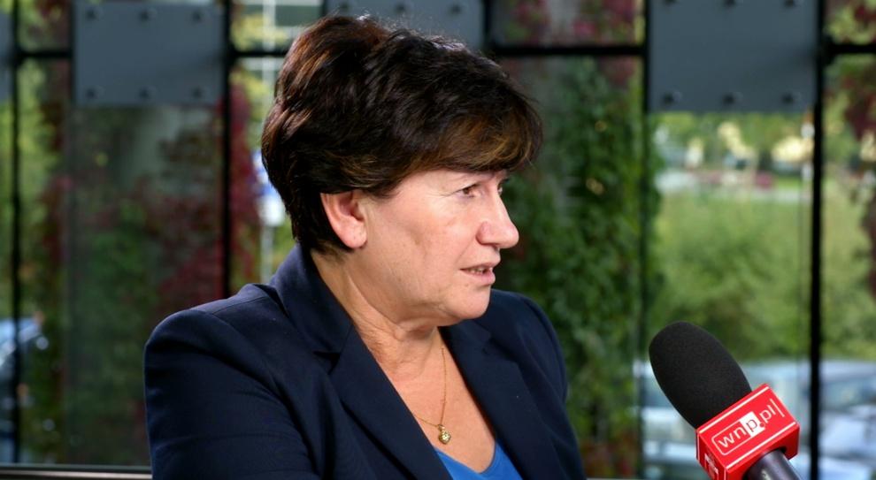 Janina Mironowicz z WUP o zaskakująco wysokim bezrobociu w Białymstoku