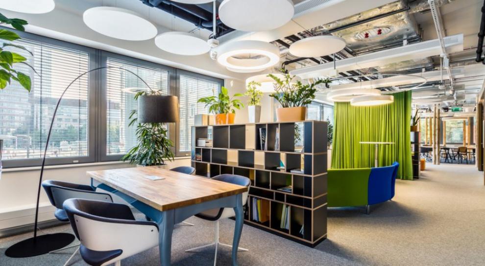 Dobrze zaprojektowane biura przyciągają pracowników