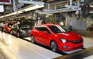 Praca w GM, Gliwice: Ruszyła produkcja nowej Astry. Zatrudnienie poszło w górę