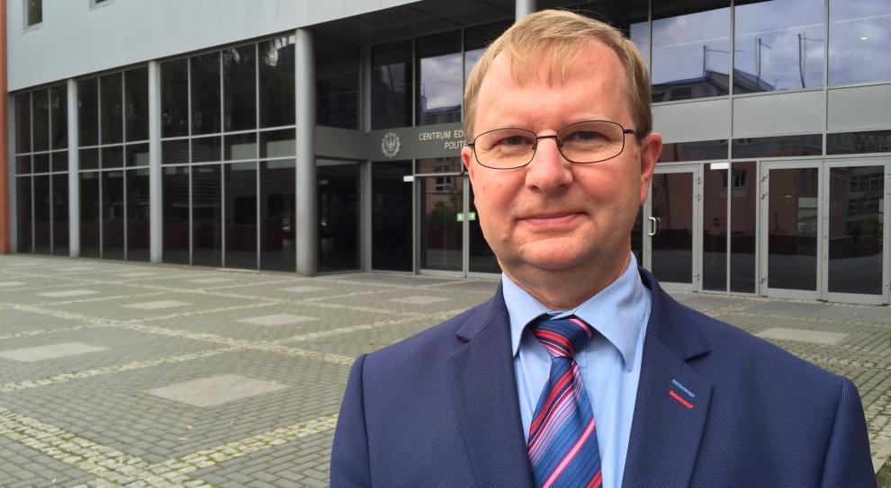 Politechnika Śląska będzie nowocześnie kształcić kolejowe kadry