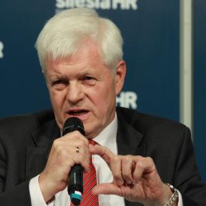 Jerzy Kędziora - dyrektor PUP w Chorzowie