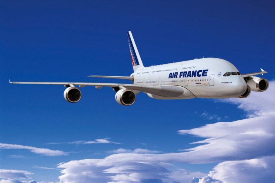 Szturm związkowców na biuro Air France: Pięciu pracowników zatrzymanych