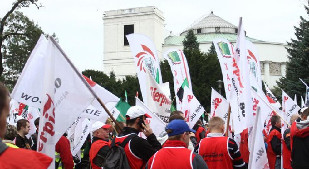 Górnicy, Śląsk: 22 października demonstracja w Warszawie