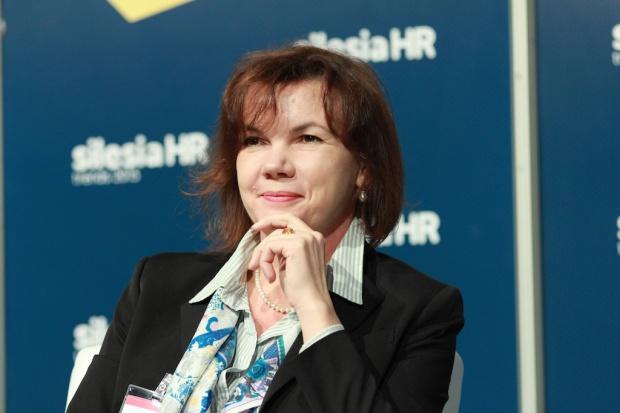 Monika Roznerska, dyrektor personalny Arcelor Mittal