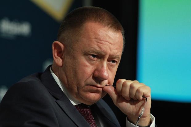 Arkadiusz Hołda, kanclerz Wyższej Szkoły Technicznej w Katowicach, prezes TVS