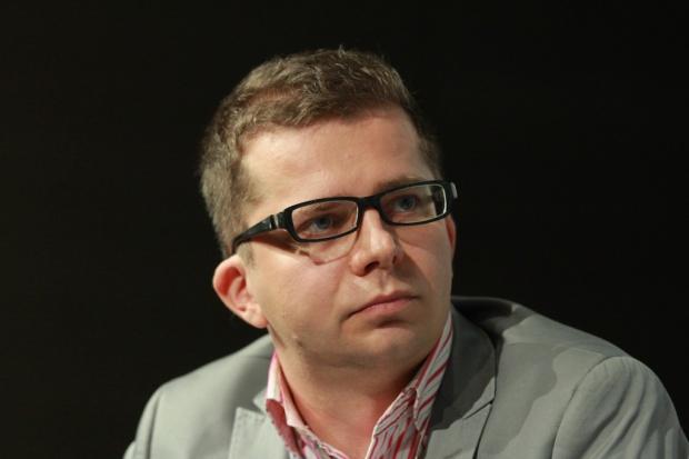 Bartosz Dyląg, moderator debaty i redaktor portalu PulsHR.pl