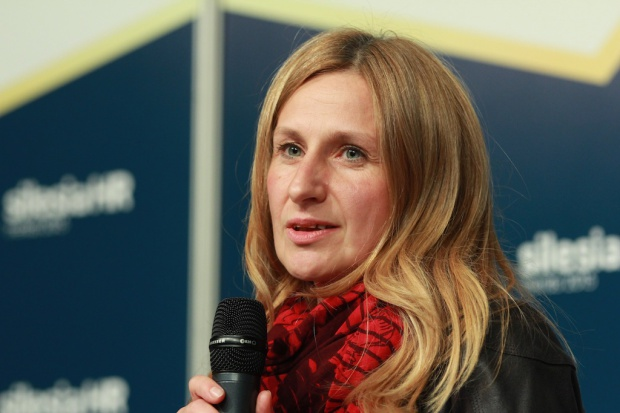Katarzyna Konarska-Błaszczyk, wiceprezes firmy Landster