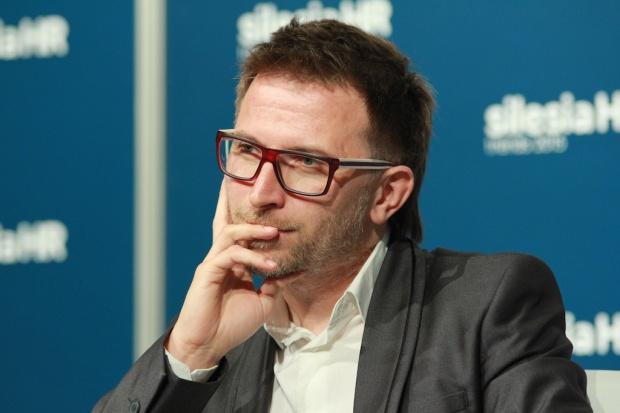 Jarosław Kacprzak, dyrektor ds. public relations w firmie Future Processing
