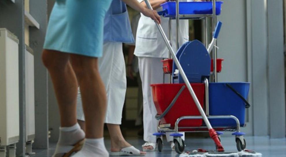 Pracownicy okupują hol szpitala na Dolnym Śląsku