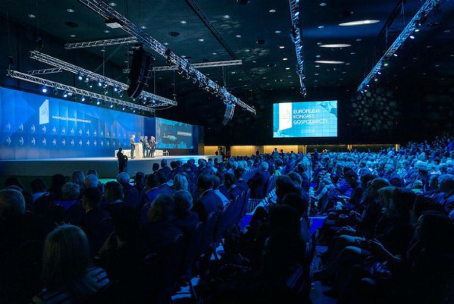 Europejski Kongres Gospodarczy 2016 za siedem miesięcy