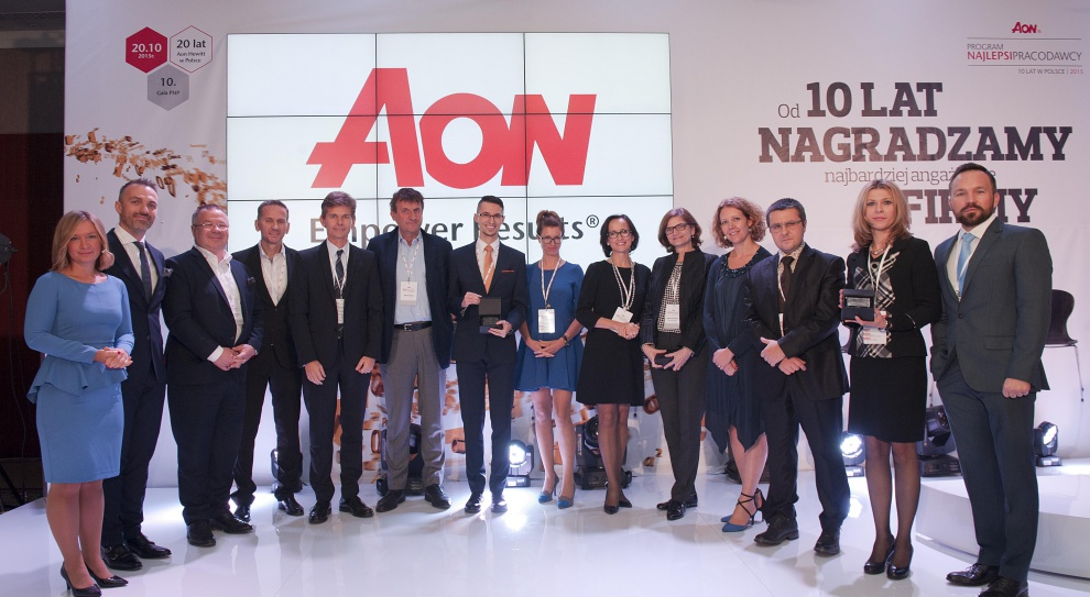 Aon Hewitt: Zwycięzcy konkursu na najlepszych pracodawców pod patronatem PulsHR.pl