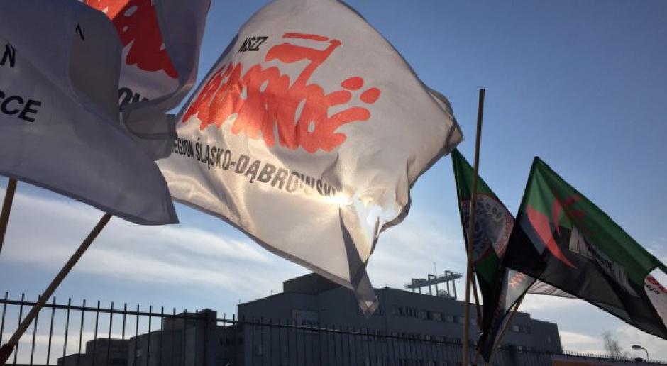 Śląscy związkowcy będą protestować w Warszawie