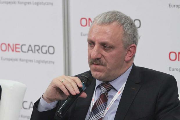 Andrzej Pawłowski - wiceprezes zarządu, dyrektor ds. eksploatacji PKP Polskie Linie Kolejowe