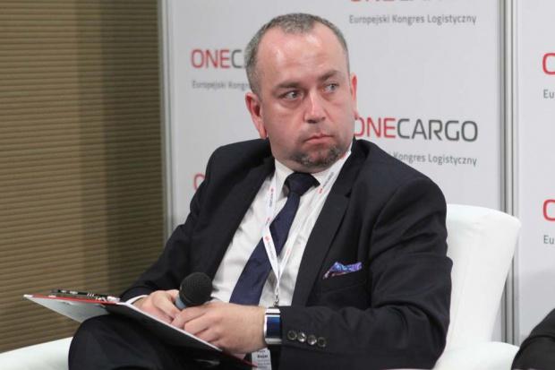 Piotr Bojar - dyrektor Technikum Kolejowego przy Bydgoskiej Szkole Wyższej