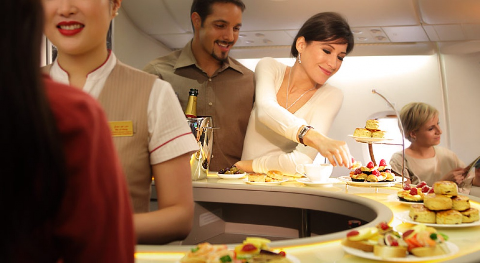Wirtualne szkolenia i grywalizacja dla pracowników linii Emirates