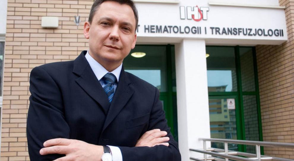 Krzysztof Warzocha odwołany ze stanowiska dyrektora Centrum Onkologii