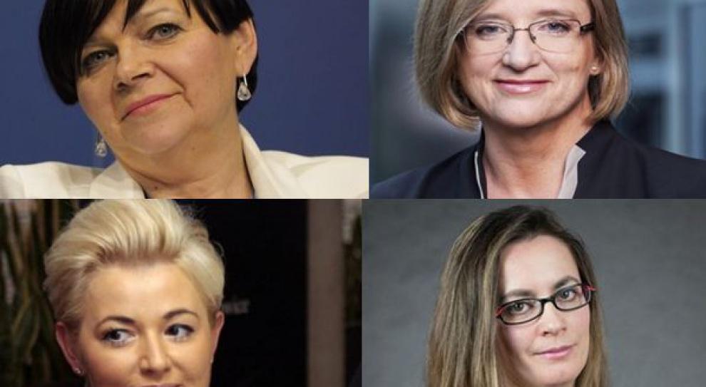 Oto 10 najbardziej wpływowych kobiet polskich finansów