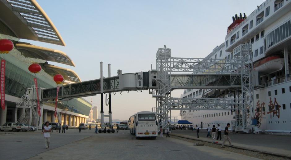 Praca w China International Marine Containers dla 40 osób w Gdyni