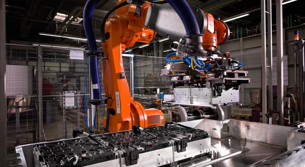 Roboty zamiast robotników w chińskich fabrykach