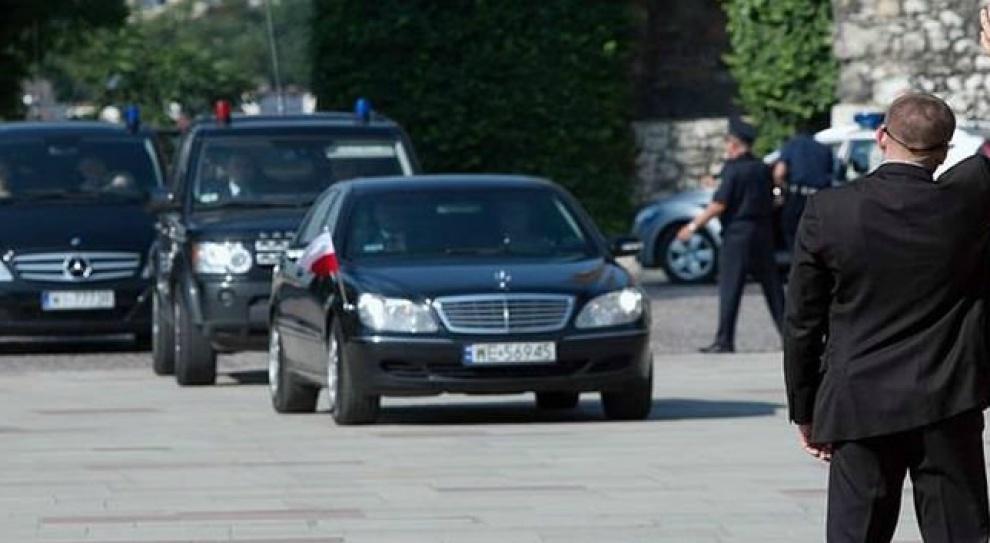 Krzysztof Klimek zrezygnował z funkcji szefa BOR