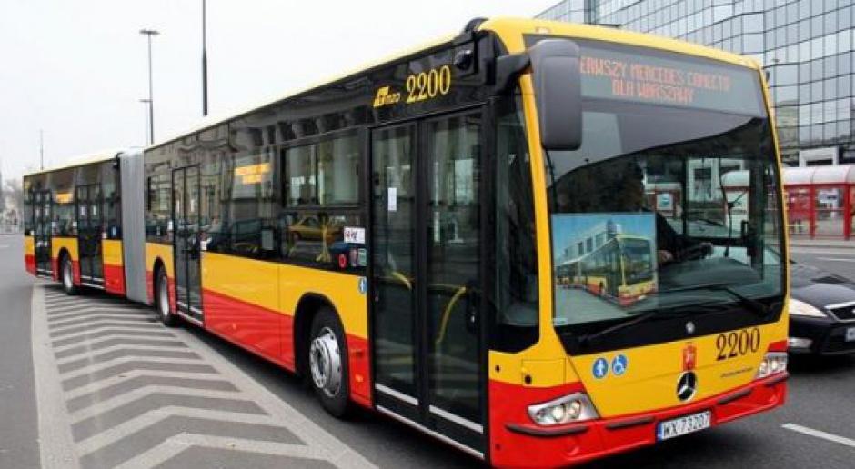 Komunikacja miejska w Warszawie: Kierowcy autobusów wyróżnieni przez prezydent Gronkiewicz-Waltz